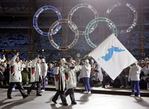 시드니 올림픽 후 11차례…남북 공동입장 사례는