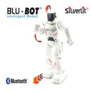 (동영상)블루투스 BLU-BOT 무선조종 로봇 (SVL880226W