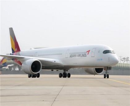 아시아나항공, 하계 성수기 전세기 투입 확대