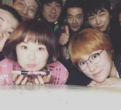 """추리의 여왕 권상우, 배우들과 함께…""""매너 좋게 여성들 위주로"""""""
