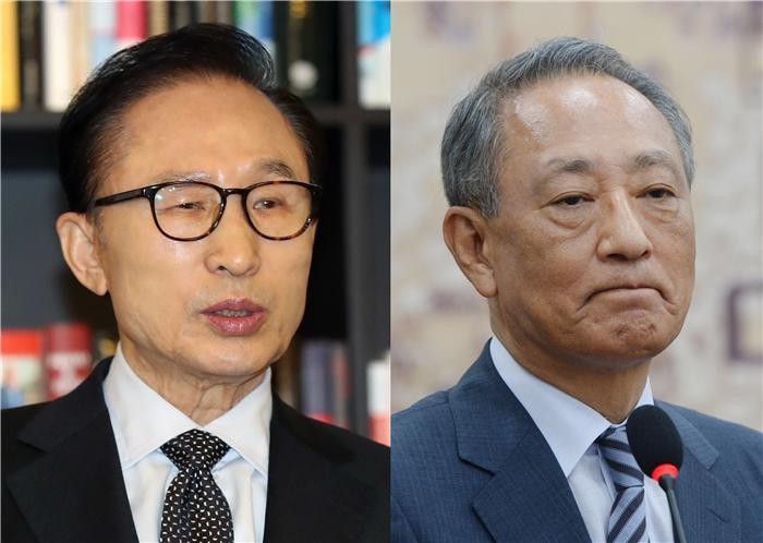 """(단독)""""다스 불법자금 세탁 하나은행이 주도""""…'김승유' 연루설 부상"""
