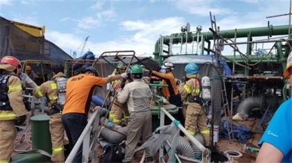 STX조선해양 폭발사고로 4명 사망…끊이질 않는