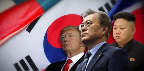 남·북·미 외교전 '2라운드'… 한반도 정세 변곡점