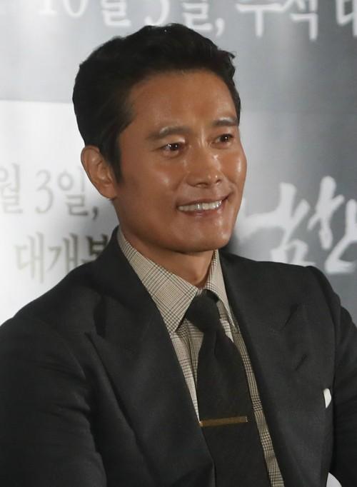 이민정, 남편 이병헌 영화 보고 눈물 쏟은 이유는?
