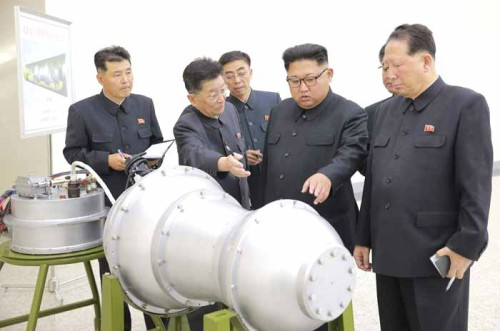 """北 """"우리 핵은 민족공동자산으로 동족 겨냥치 않아, 오직 미국이 목표"""""""