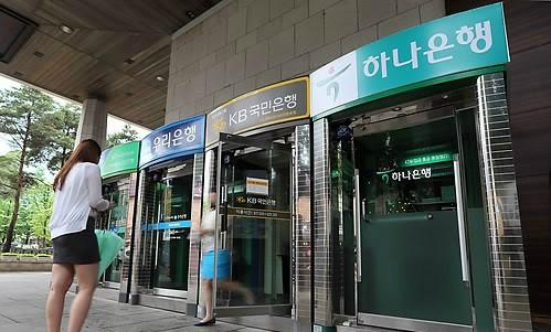 리딩뱅크는 누구…시중은행, 2017년 4분기 예상 성적표는