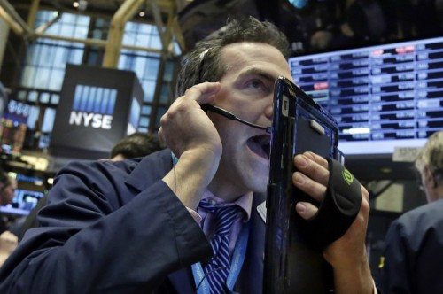 美·中 '무역전쟁' 가시화에 다우지수 2.93% 곤두박질…S&P500·나스닥 2% 넘게 하락