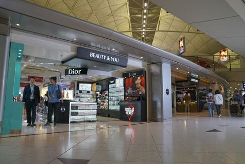 신라면세점 홍콩 첵랍콕공항점 개장