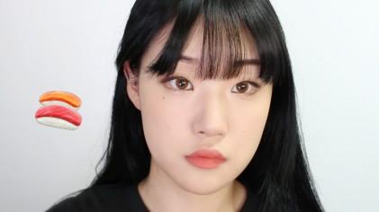 시크블랙 메이크업 (feat.깜윤)