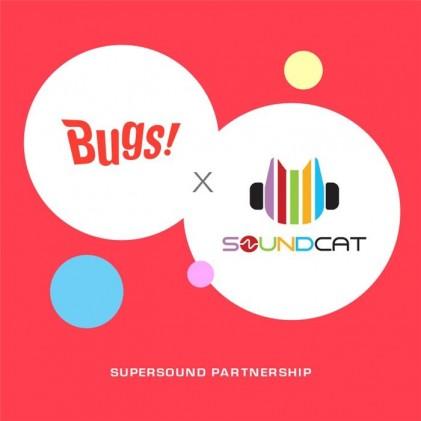 벅스, 사운드캣과 파트너십 체결…고음질 대중화 협력