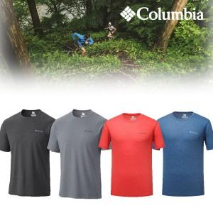 S/S 남성 옴니프리즈 반팔 라운드 티셔츠 CX2-AE1573.EDM