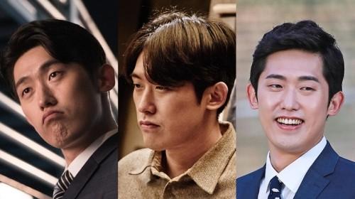 민진웅, '저글러스' 출연 확정…스크린·안방극장 오가는 '천의 얼굴'
