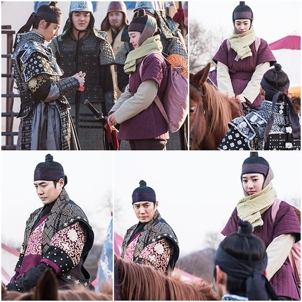 '대군' 윤시윤-진세연-주상욱, 난세 한가운데에서 폭발하는 삼각로맨스…세 사람의 운명은?