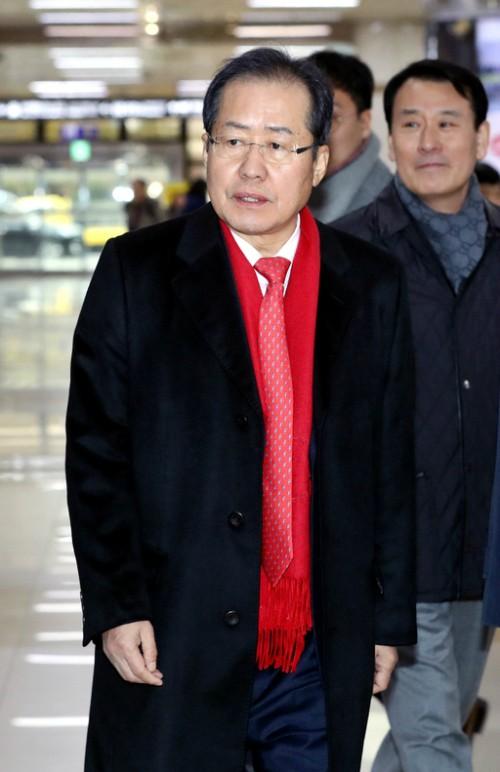 한국당 당협위원장 3분의 1 물갈이