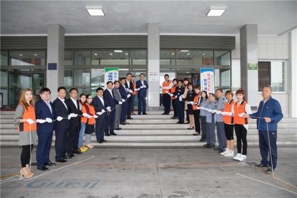 구미시 2017 시정결산‥대한민국 대표 '그린시티&국제안전도시' 도약