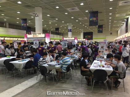 게임 300종 전시, 보드게임콘 7월 29일 코엑스에서 개최