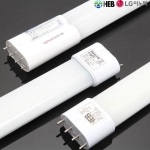 국산 FPL LED형광등 LED전구 36W 55W 대체형 조명