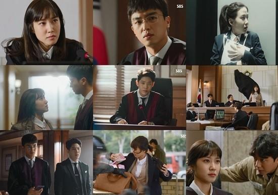 '이판사판' 시청률 첫방부터 터졌다, '매드독' 따돌리고 1위