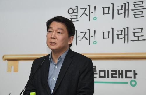 복귀 소회 밝히는 안철수 위원장