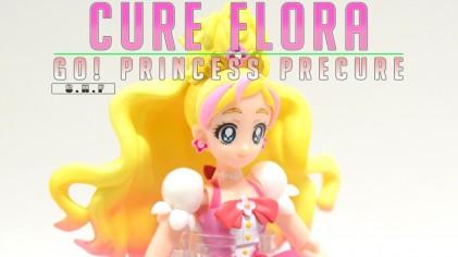 반다이 S.H.Figuarts 큐어 플로라 / S.H.Figuarts Cure Flora