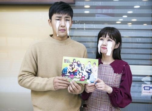 """'고백부부' 장나라·손호준, 종영 소감과 막방 인증샷 """"잊지 못할 시간이었다"""""""