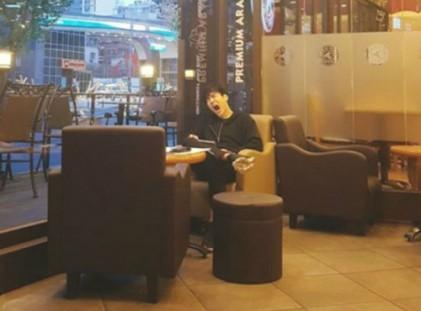 외모지상주의, 작가 박태준…작업현장 공개…'시선 집중'