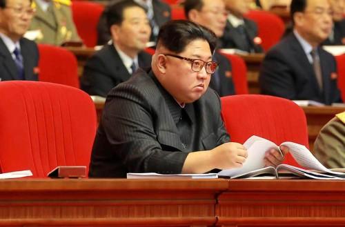 """北 """"핵무력 질량적으로 더 강화"""""""