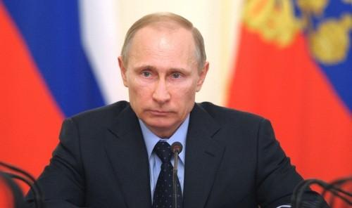 """푸틴 """"경제 성장 속도 회복과 혁신 경제 창출 등 내부문제에 집중"""""""