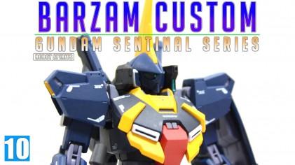 반다이 로봇혼 바잠 카이 (바잠 커스텀) / ROBOT SPIRITS Bazam Custom