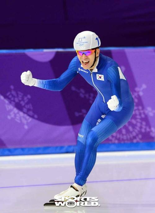 이승훈,'아시아 최다메달'