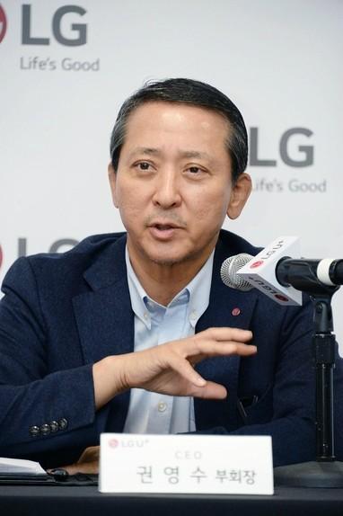 LG유플러스 권영수 부회장 '책임경영' 강화 위해 자사주 2만주 추가 매수