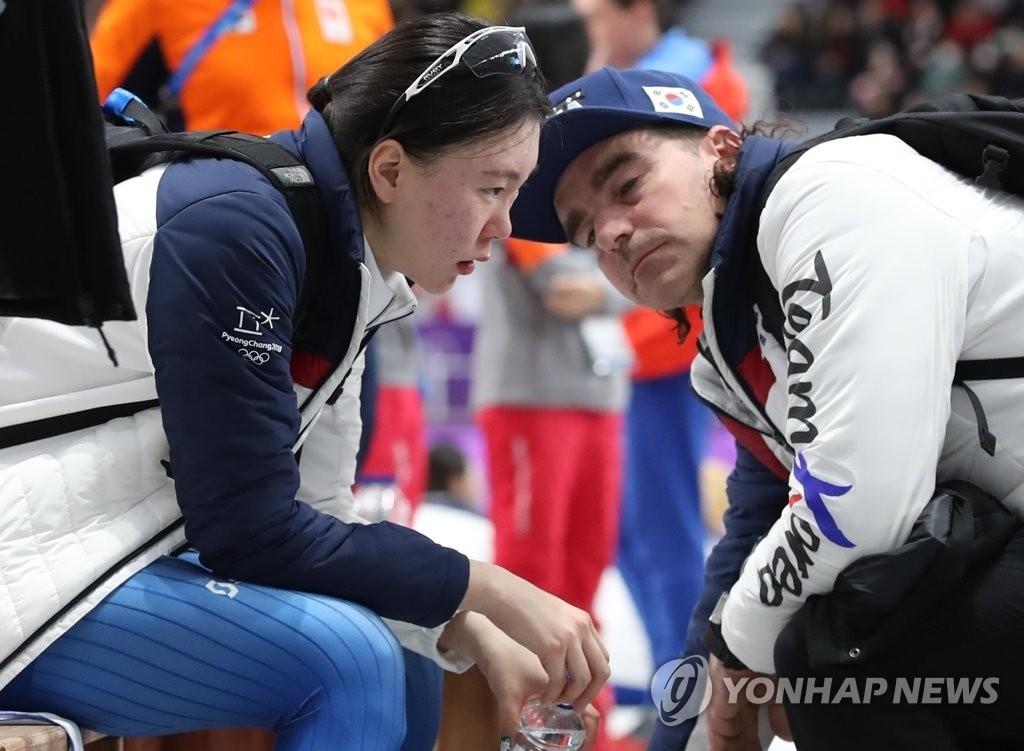 노선영-김보름 논란, 밥데용 코치는 '알고 있었다'?