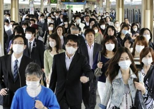 일본 전역도 '콜록콜록'…독감 대유행으로 환자 171만명 발생