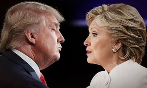 트럼프와 힐러리,