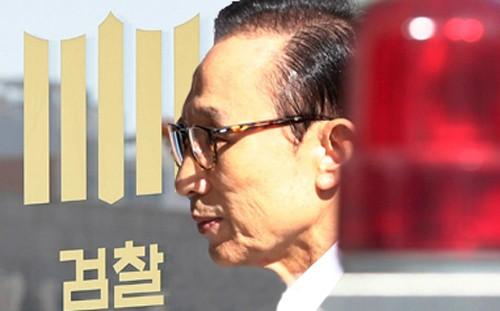 MB 턱밑 겨눈 檢… '정치 보복' 주장엔 원론 입장