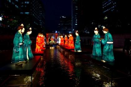 서울빛초롱축제 2017