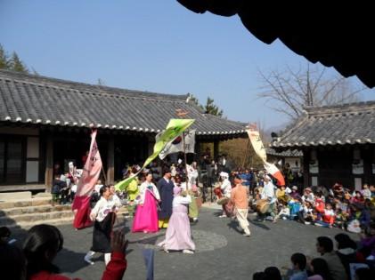 하동 화개장터, 최참판댁 주말문화공연 2017