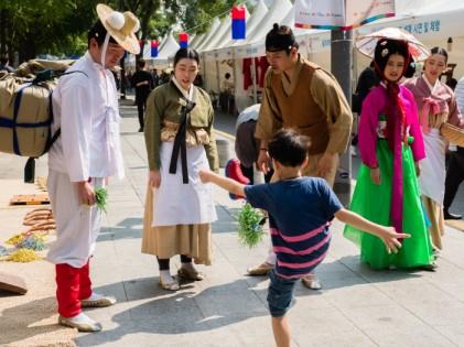 종로청계관광특구 육의전축제 2017