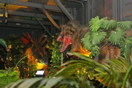 광명동굴 공룡체험전 2018