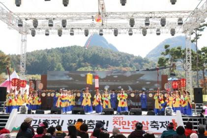 진안홍삼축제 2018
