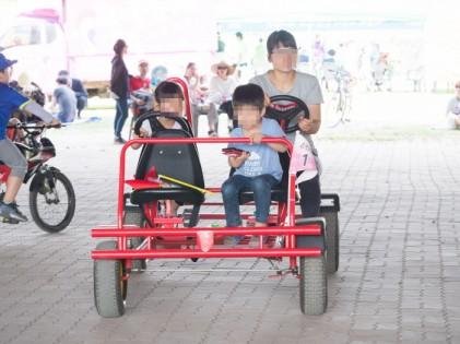 오산천 두바퀴 축제 2018