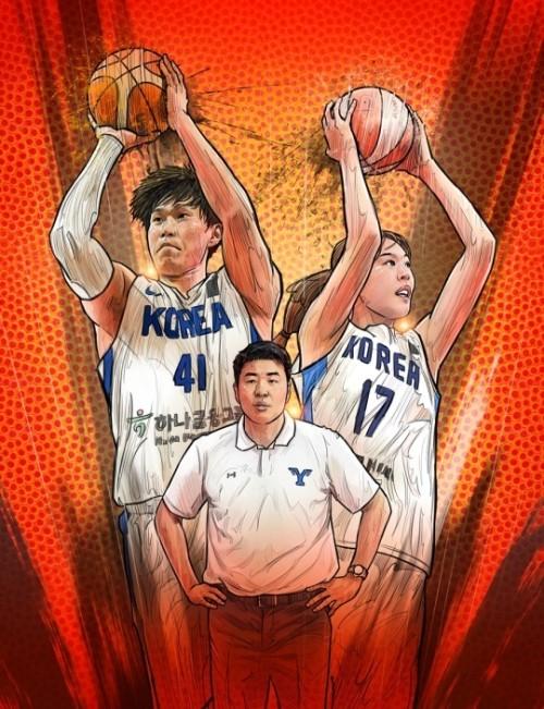 오세근·박지수·은희석, 농구협회가 선정한 '올해의 농구인'