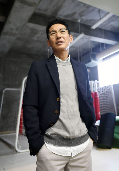 """SK 염경엽 단장 """"외부 FA영입? 올해는 아니다"""""""