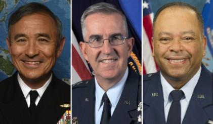 태평양·전략사령관 동시 '무력 시위'…미군 수뇌부 한국 총출동