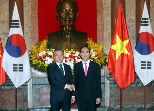 한국-베트남 정상회담