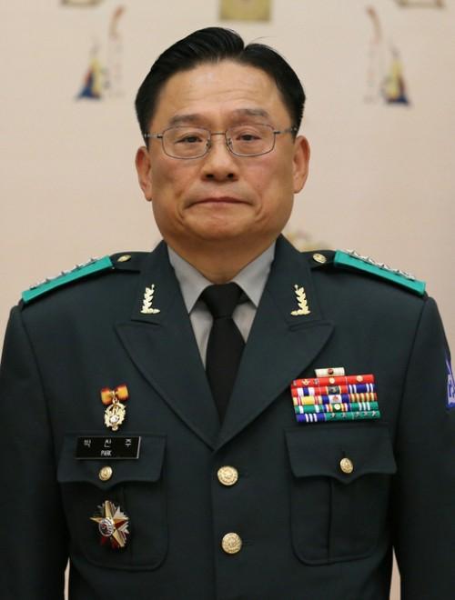 박찬주 육군 대장 구속 수감