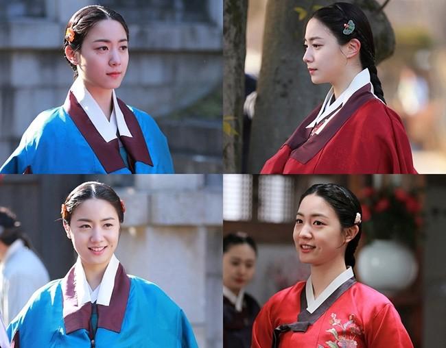 '대군' 류효영, '단아X화사' 아름다운 이색 한복 자태 눈길