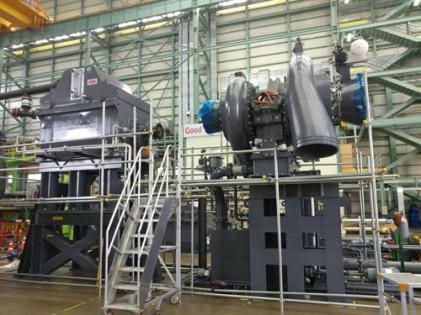 항공기 엔진 만든 노하우로 에너지 장비 시장 이끈다