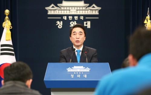 지방선거 출마 靑 참모, 두 차례 걸쳐 사퇴