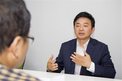 """(피플)원희룡 """"제주형 생활임금, 최저임금보다 30% 높게 책정·추진"""""""